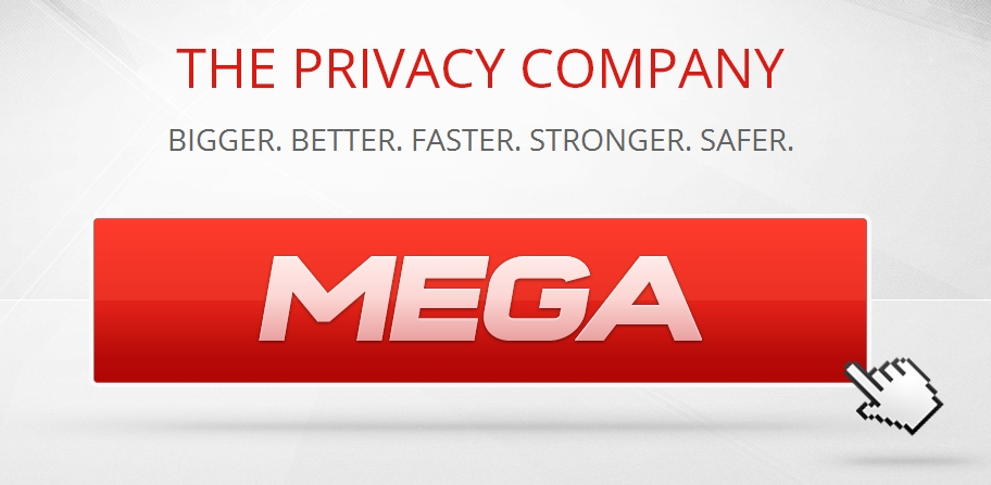 Mega logo Kim Dotcom