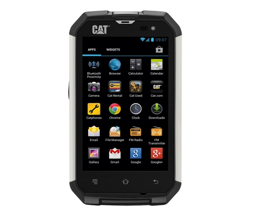 Cat B15 durable and rugged Android Jelly Bean smartphone on Amazon UK
