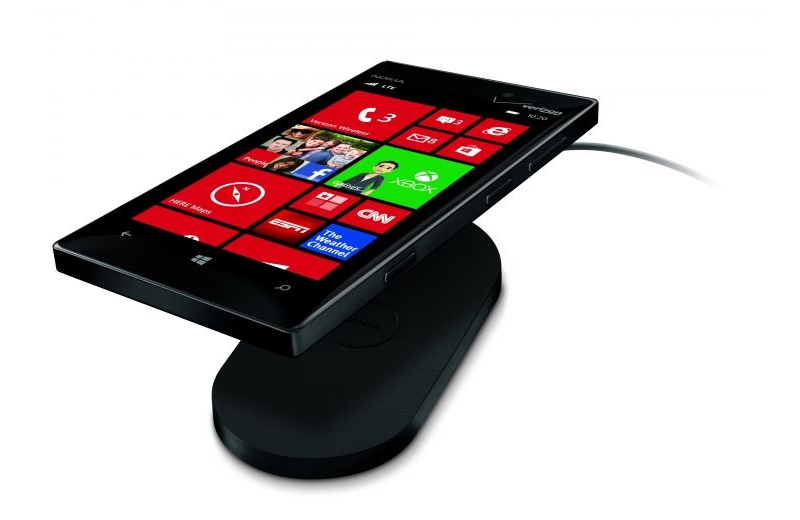 Nokia Lumia 928 flagship smartphone Wireless charging